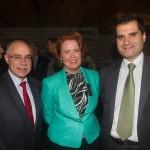 Arthur Camilleri, Fiona Paul, John Kalokerinos