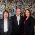 Lucy Christie, Stuart Althaus, Hala Batainah