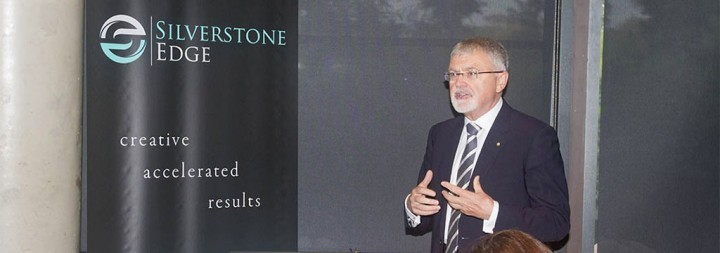 Silverstone Edge - Canberra Launch